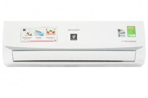 Máy lạnh Sharp Inverter XP18WMW - 2HP